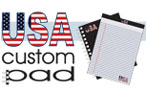 Hardbound Notebooks - USA Custom Pad